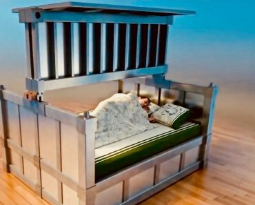 Earthquake Proof Bed – Sleep In Safety – Survival Prepper's Dream