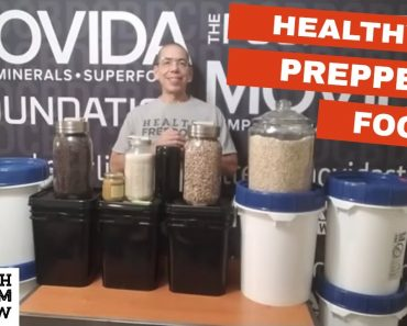 HEALTHY PREPPER FOOD | ARE YOU READY FOR THE COMING FOOD SHORTAGES?