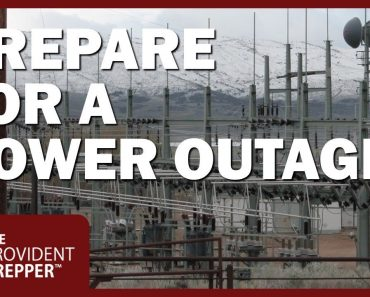 Prepare Now to Thrive During a Power Outage