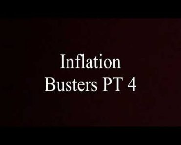 CHEAP PREPS: Inflation Busters PT 4