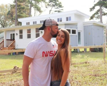Couple's Journey To Building A Home Out Of RECYCLED SHIPPING CONTAINERS