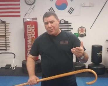 Cane Self-defense tip if you are brand new to the cane self-defense world a few tips to get started.