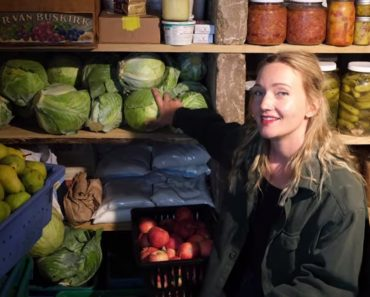 Our YEARS worth of FOOD! | Root Cellar Tour (full & complete!) | Food Storage
