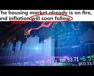 THE HOUSING MARKET IS ALREADY ON FIRE & INFLATION WILL FOLLOW; THE CONSUMER PRICE INDEX IS A LIE