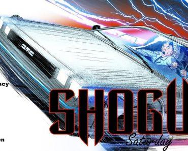 Shogun Saturday – Back to the Prepping Future