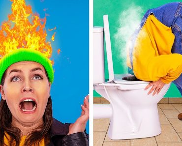 Home Alone! 17 Funny Self-Defense Pranks!