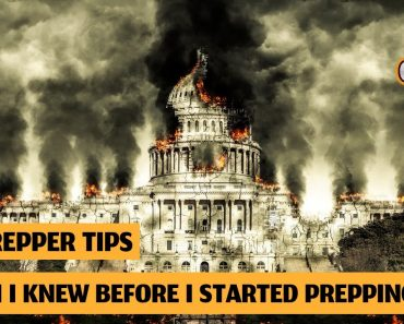 20 PREPPER TIPS I WISH I KNEW BEFORE I STARTED PREPPING