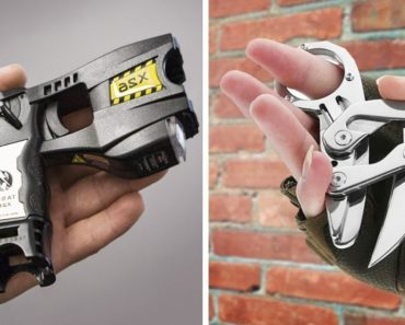 SELF-DEFENSE GADGETS THAT WILL PROTECT YOU ALL THE TIME