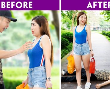 EASY SELF-DEFENSE TIPS THAT MAY SAVE YOUR LIFE | Safety Hacks For Women By Funny DIY