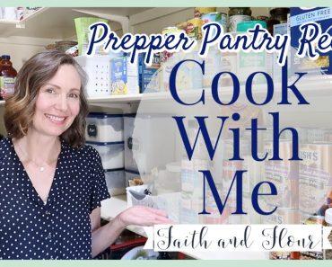 Pantry Meals | Easy Family Dinner Ideas | Prepper Pantry Recipes