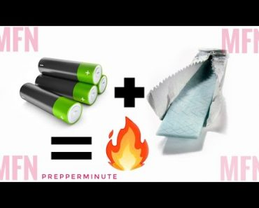 THIS SURVIVAL TIP COULD SAVE YOUR LIFE | MARFOOGLE PREPPER MINUTES