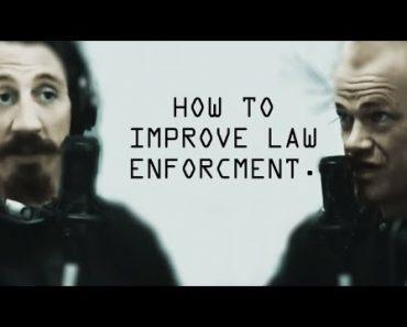 How To Improve Law Enforcement Self Defense – Jocko Willink & Tim Kennedy