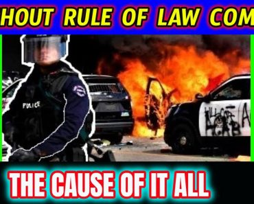 The Coming Police Apocalypse & Your Cities on Fire [Prepper Security]
