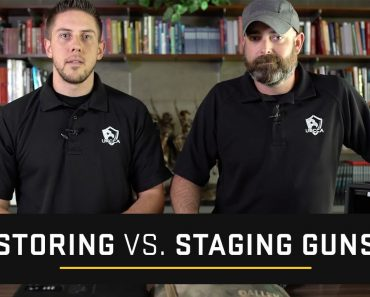 How to Set Up Your Guns For Home Self Defense
