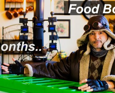 6months prepper food box: 6 month food and survival box 2020