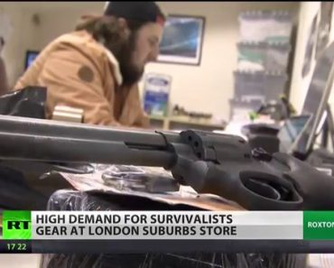 Prepping for apocalypse: survivalist gear sees high demand