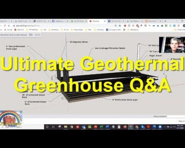 Ultimate Geothermal Greenhouse Q&A