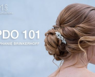 Updo 101 by Stephanie Brinkerhoff | Kenra Professional