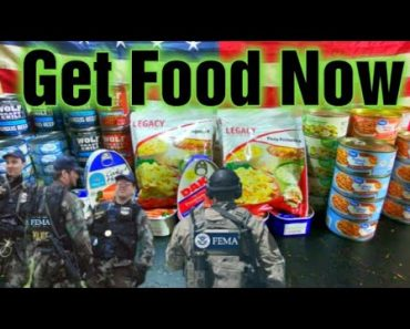Get Food NOW, Opening Preppers Food Stocks