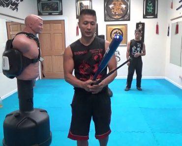 Baseball Bat Lethal Weapon for Self Defense