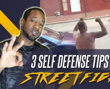 3 Self Defense Tips You Can Use in a Street Fight // Remnant Outdoors