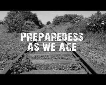 Preparedness Tips For The Older Prepper