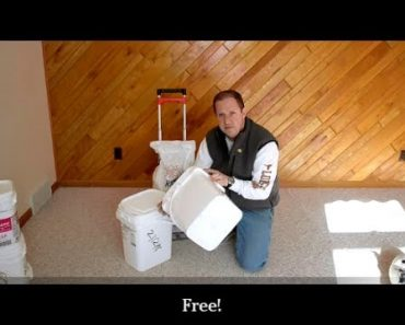 Prepper Food Grade Containers FREE
