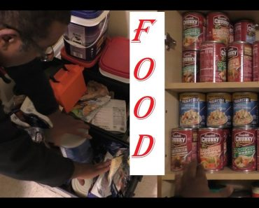 Prepper Update: The Food Pantry