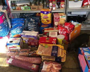 Huge $430 Prepper Pantry Emergency Food Stock Up Haul + Freezer Meats !!!!