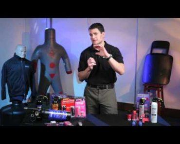 Self Defense Producs – Types of Pepper Spray
