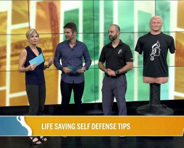Life saving self-defense tips | River City Live