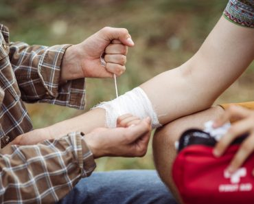"""Survival First Aid: Treating the """"Three Killers"""""""
