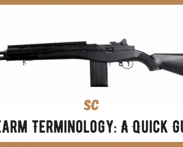 Firearm Terminology: Basic Firearm Terms you need to know