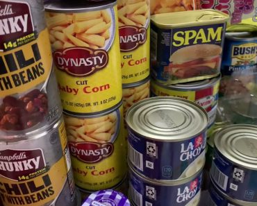 A Little Prepper Pantry Haul and Lots of Junk Food