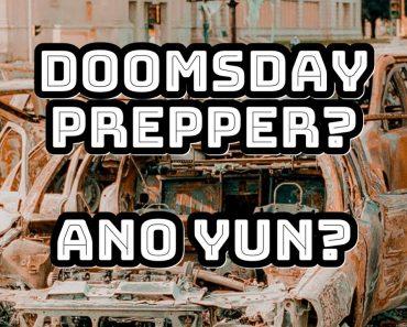 ANO ANG DOOMSDAY PREPPER? | BAKIT AKO NAGING PREPPER? | TIPS SA MGA MAGULANG NA TULAD KO | Bubong