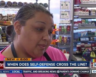 Self-defense tips for clerks behind the register