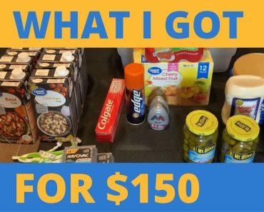 15 WalMart prepper food and emergency items