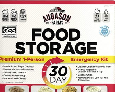 Emergency Food Company Augason Farms Shuts Down for 90 Days: Can't Fill Food Orders